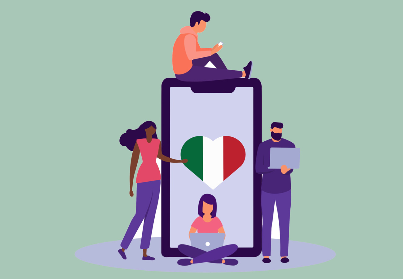Innovative startups in Italy first quarter 2021